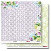 Лист бумаги для скрапбукинга Scrapberry's АЖУР коллекция Счастливый день 30х30см