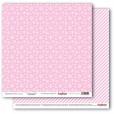 Набор бумаги для скрапбукинга Scrapberry's ЗИМНИЕ КОНТРАСТЫ 30х30см