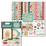 Набор материалов из коллекции Carta Bella HOME SWEET HOME