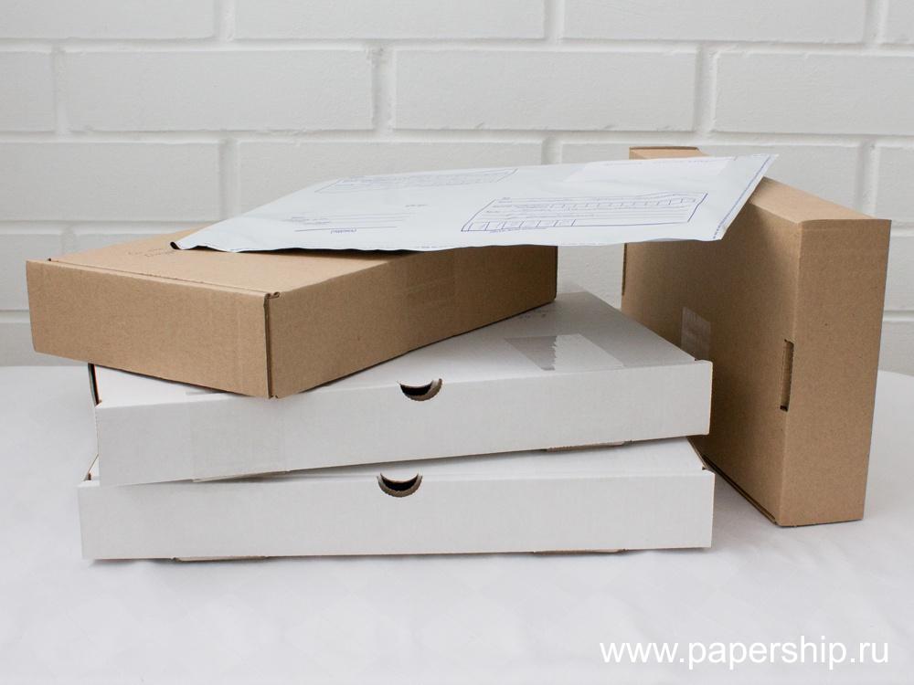 Упаковка посылок
