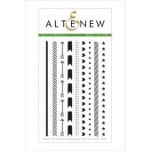 Набор штампов Altenew BASIC BORDERS