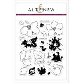 Набор штампов Altenew HIBISCUS BOUQUET