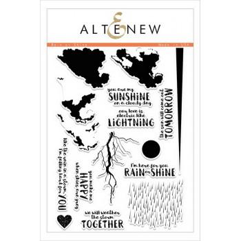 Набор штампов Altenew RAIN OR SHINE