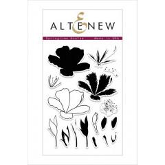 Набор штампов Altenew SPRINGTIME AZALEA