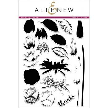 Набор штампов Altenew BUDDING THANKS