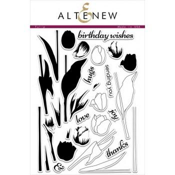 Набор штампов Altenew TULIP