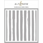 Трафарет Altenew WATERCOLOR STRIPES