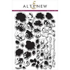 Набор штампов Altenew VINTAGE ROSES