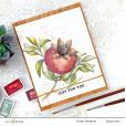 Набор акварельных красок Altenew METALLIC WATERCOLOR 14 PAN SET