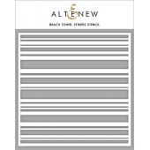 Трафарет Altenew BEACH TOWEL STRIPES