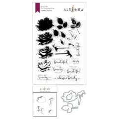 Набор штампов, ножей для вырубки и масок Altenew CLASSIC BEAUTY BUNDLE