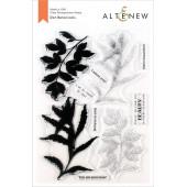 Набор штампов Altenew DOT BOTANICALS