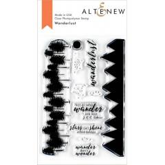 Набор штампов Altenew WANDERLUST