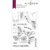 Набор штампов Altenew BREEZY BOUQUET