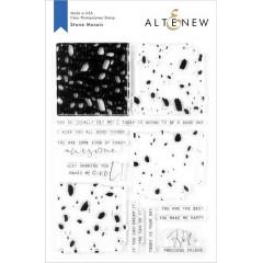 Набор штампов Altenew STONE MOSAIC