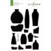 Набор штампов Altenew MOD VASES