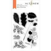 Набор штампов Altenew RETRO PLANTINES