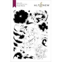 Набор штампов Altenew SIMPLE BEAUTY