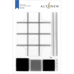Набор штампов Altenew TARTAN