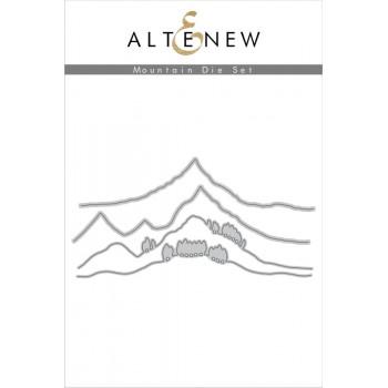 Набор ножей для вырубки Altenew MOUNTAIN