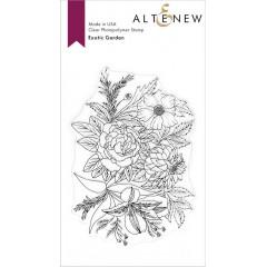 Набор штампов Altenew EXOTIC GARDEN