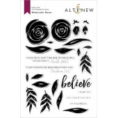 Набор штампов Altenew WATERCOLOR ROSES
