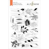 Набор штампов Altenew WILDFLOWER DOODLES