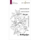Набор штампов Altenew DELICATE BOUQUET