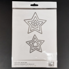 Набор ножей для вырубки Altenew HALFTONE STARS