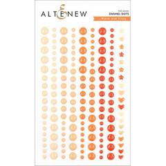 Эмалевые точки Altenew WARM AND COZY ENAMEL DOTS