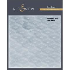 Папка для тиснения 3D Altenew GEO STEPS