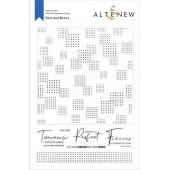 Набор штампов Altenew DOTS AND BOXES