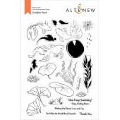 Набор штампов Altenew GOLDFISH POND