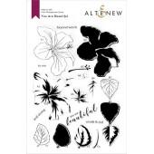 Набор штампов Altenew YOU ARE BEAUTIFUL