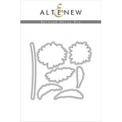 Набор ножей для вырубки Altenew BELOVED DAISY