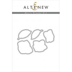 Набор ножей для вырубки Altenew BASIC BLOOMS