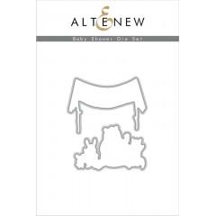 Набор ножей для вырубки Altenew BABY SHOWER
