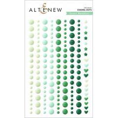 Эмалевые точки Altenew GREEN MEADOWS ENAMEL DOTS
