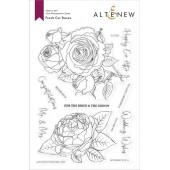Набор штампов Altenew FRESH CUT ROSES