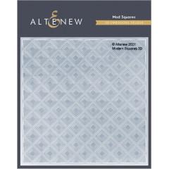 Папка для тиснения 3D Altenew MOD SQUARES