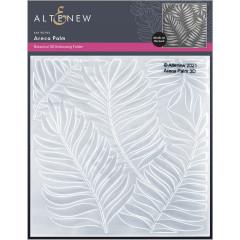 Папка для тиснения 3D Altenew ARECA PALM