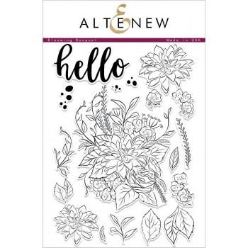 Набор штампов Altenew BLOOMING BOUQUET