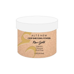 Пудра для эмбоссинга Altenew ROSE GOLD