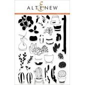 Набор штампов Altenew INDOOR GARDEN