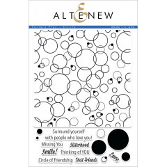 Набор штампов Altenew PATTERN PLAY