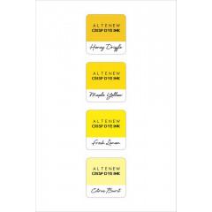 Набор чернильных подушечек Altenew Crisp Inks POCKETFUL OF SUNSHINE