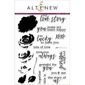 Набор штампов Altenew STORY OF US