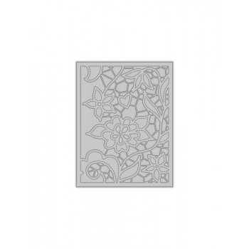 Нож для вырубки Altenew DOODLED LACE COVER DIE
