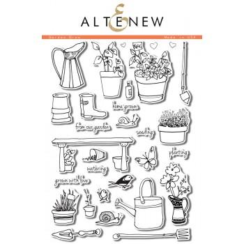 Набор штампов Altenew GARDEN GROW