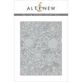 Нож для вырубки Altenew SPRING SHOWER COVER DIE